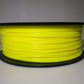 Пластик PLA для 3D принтера желтый