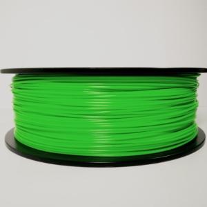 PLA пластик 1.75 мм. зеленый 1 кг.