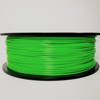 Пластик PLA для 3D принтера зеленый