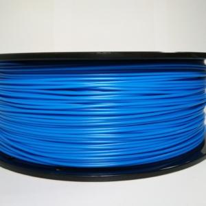 PLA пластик 1.75 мм. синий 1 кг.