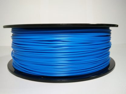 Пластик PLA для 3D принтера синий