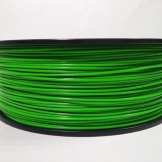 Пластик ABS для 3D принтера зеленый