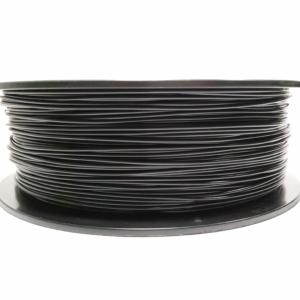 PETG пластик 1.75 мм. черный 1 кг.