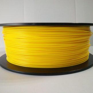 Пластик ABS для 3D принтера желтый
