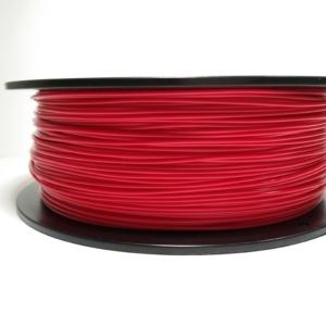 PETG пластик 1.75 мм. красный 1 кг.