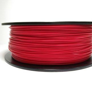 Пластик PETG для 3D принтера красный