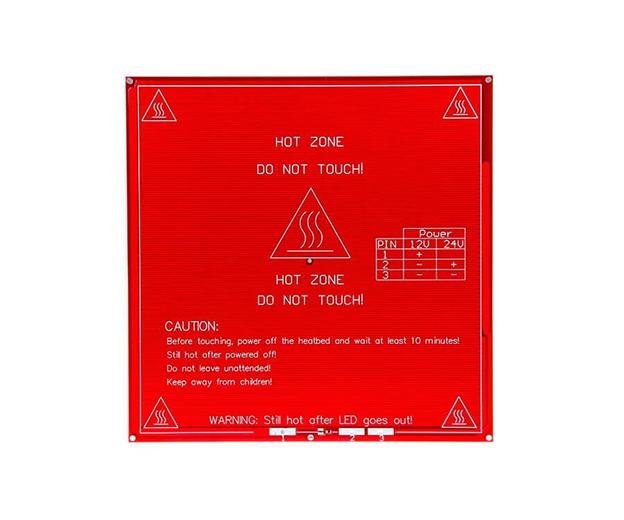 Текстолитовый нагреватель